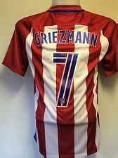 ATLETICO MADRID 2016/17 S/S HOME SHIRT GREIZMANN  BY NIKE SIZE MEDIUM BRAND NEW