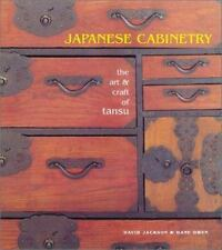 Japanese Cabinetry: The Art & Craft of Tansu-ExLibrary