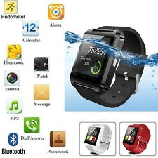 Bluetooth Smart Watch Phone Mate Camera for Android & iOS