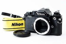 Nikon FM2N New Black 35mm Film Camera from Japan [Exc+] from Japan #540