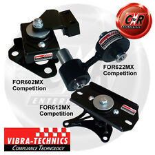 Ford Fiesta MK5 ST 150 Vibra Technics Full Engine Mount Race Kit
