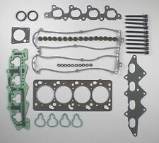 HEAD GASKET SET BOLTS ESCORT FIESTA 1.8 16V ZETEC 92-00 XR3 XR2 RS1800 130Si GTi