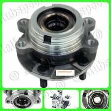 FRONT WHEEL HUB BEARING ASSEMBLY FOR 2006-2013 INFINITI M35X 37 45 56  (AWD) NEW