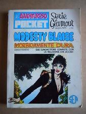 L' Avventuroso Pocket Serie Glamour n°3 1975 MODESTY BLAISE ed. SEA  [G402]