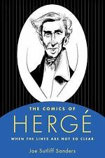 COMICS OF HERGT NEW HARDCOVER BOOK