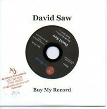 (42H) David Saw, Buy My Record - DJ CD