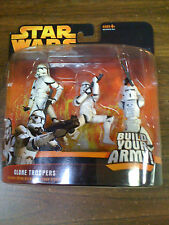 Star Wars ROTS 3 Pack Clone Troopers NEW Free Ship
