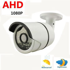 1080P AHD Bullet Cameras 2MP HD Analog CCTV Outdoor Security Night Vision System