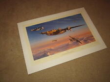"WW2 USAAF Luftwaffe B-24 Me262 - "" End Game "" - Nicolas Trudgian - NICE!"