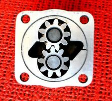 VW OIL PUMP--COVER--GASKETS--8mm Holes, 30mm Diameter Gears, Use with Dished Cam