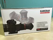 AUTHENTIC KAMERAR QV-1 LCD VIEWFINDER VIEW FINDER FOR CANON 5D MKIII 6D 7D 60D