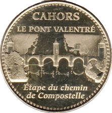 46 CAHORS LE PONT MÉDAILLE MONNAIE DE PARIS 2013 JETON MEDALS COINS TOKEN