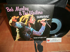"bob marley/wailers""survival""single7""or.fr.island:6172876.+encart pour juke-box"