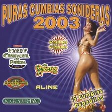 Various Artists: Regional M...-Puras Cumbias Sonideras 2003 CD NEW