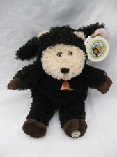 Starbucks Bearista Bear in Lamb Black Sheep Costume 2004 31st Edition Plush 10""