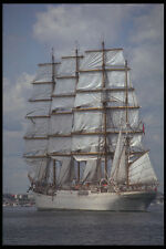 257063 Sedov Four masted Bark Russia A4 Photo Print