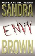 Envy by Sandra Brown (2002, Paperback, Reprint)