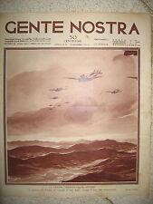 U773-AVIAZIONE-GENTE NOSTRA-LA GRANDE CROCIERA ITALIA/BRASILE