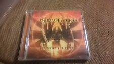 Rage Of Angels - The Devil's New Tricks CD 2016 Ged Rylands Rob Moratti