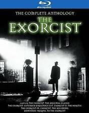 The Exorcist: The Complete Anthology (Blu-ray Disc, 2014, 6-Disc Set) Sealed