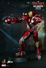 IRON MAN 3 - Mark 35 Red Snapper 1/6th Scale Action Figure (Hot Toys)