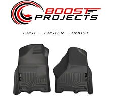 Husky Liners WeatherBeater Front Row fits 2011-16 Dodge Ram 1500/2500/3500 18001