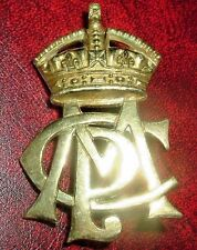 CAP BADGES-ORIGINAL BOER WAR CAPE MOUNTED POLICE LARGE SLOUCH HAT/CAP BADGE