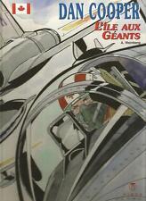 Albert Weinberg Dan Cooper – T.5 – « L'Île des géants » éditions Hibou