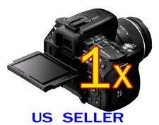 1x Clear LCD Screen Protector Guard Cover For Sony Alpha DSLR-A560 A580 Camera