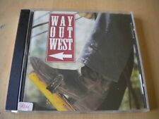 Way out west CD 1993 rock folk country pop John Henry Bud's Bonnie High noon