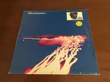 Wally Badarou - Echoes  LP Uk Press Vg++/ex++ !!Raro !!!!! Future Jazz!!