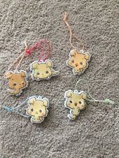 Sanrio Trinket CHIBIMARU Dog Complete Set Ornament