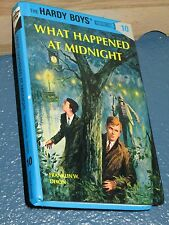 What Happened at Midnight HARDY BOYS  by Franklin Dixon *FREE SHIP* 0448089106