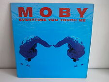 """MAXI 12"""" MOBY Everytime you touch me 5016025201761"""