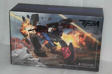 New TransFormMission Toy Transformers M-01 Disorder Wildrider Menasor In Stock