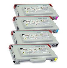 4 NEW Compartible toner Cartridge for  RICOH Aficio SP C210SF CL1000n