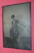 Antique Halloween Costume Circus Lady Woman Gypsy Fortune Teller Freak Show