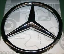 original Mercedes Benz Kühler Grill Stern Emblem vorn SL R 129 Roadster Ø 17 cm