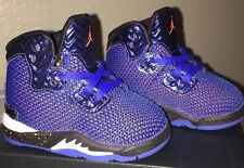 BABY BOYS JORDAN SPIKE 40 BASKETBALL SHOES TODDLER SIZE 4 C NIB
