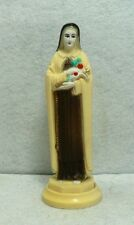 VINTAGE  SAINT THERESE VEHICLE  STATUEW/MAGNET