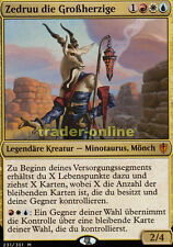 Les zedruu magnanime (zedruu the greathearted) Commander 2016 Magic
