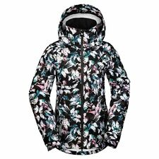 2017 NWT Volcom Womens Hill 3L Gore Tex Jacket Snowboard S Small ox57