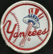 Vintage NEW YORK YANKEES MLB New Old Stock Baseball Collectors Patch