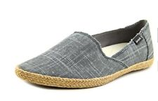 New Sanuk Katalina Tx Sz 8 Gray Casual Shoes Slip On Women Espadrille Sidewalk
