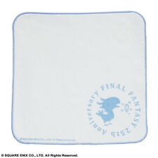 "*NEW* Final Fantasy: 25th Anniversary 10"" x 10"" Mini Towel by Square Enix"