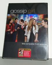 Gossip Girl - The Complete First Season (DVD, 2008, 5-Disc Set) New sealed