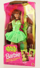 Mattel - Barbie Doll - 1994 Cut and Style Barbie *NM Box*