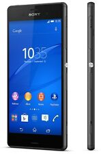 New Sony XPERIA Z3 D6653 QuadCore 20.7MP (FACTORY UNLOCKED) 16GB Black Phone