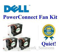 Quiet Dell PowerConnect 6224 Fan Kit (TK308, RN856), 3x Fans 18dBA each
