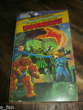 Stan Lee presents Marvel Novel Series #  4 The Fantastic Four in Doomsday